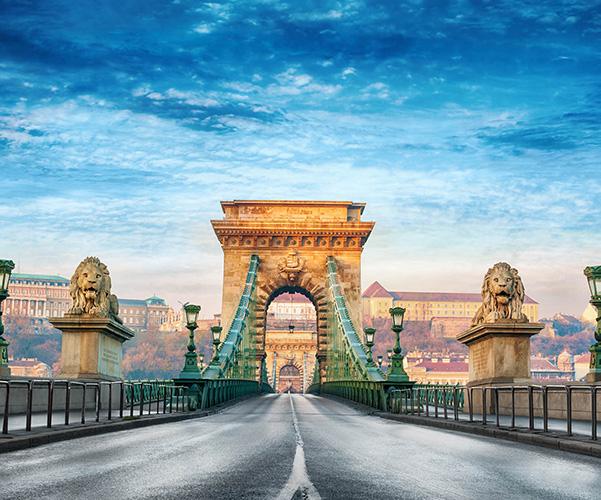 Balaton - Budapest